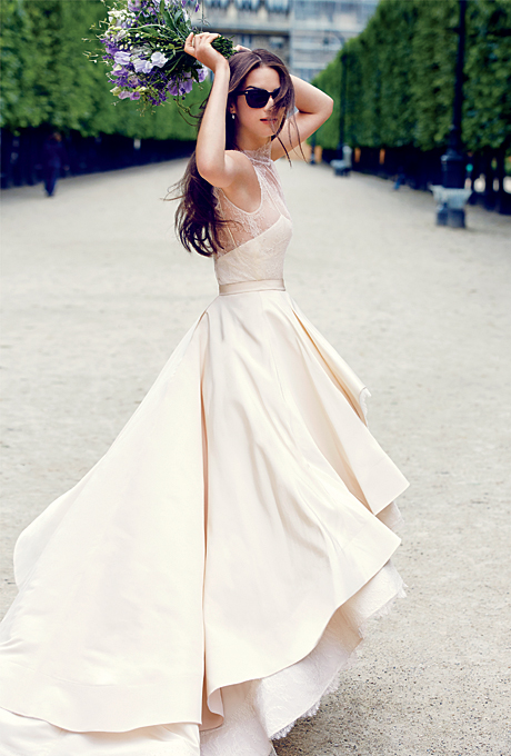 Flirty Wedding Dresses 95