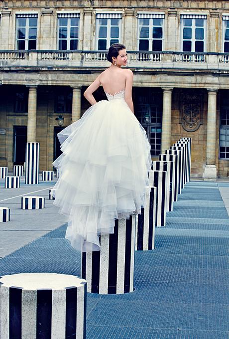 Flirty Wedding Dresses 10