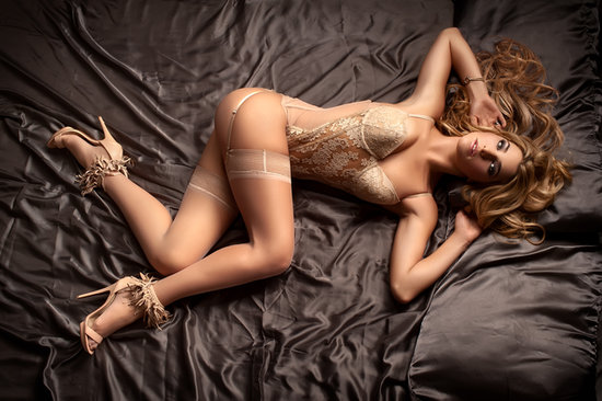 Fantasy erotic photo shoot for your spouse