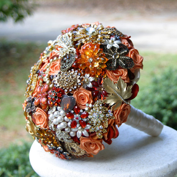 Wedding Bouquet Ideas for EVERY Fall Bride – crazyforus