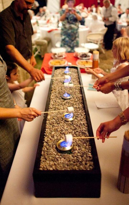 Wedding Catering Trend: DIY Food Stations - crazyforus