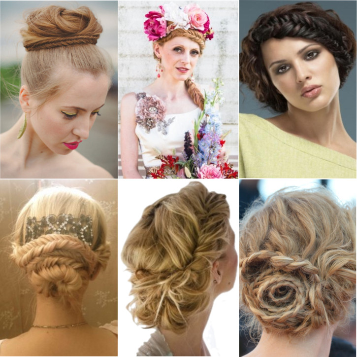 Swell Wedding Hair Fishtail Braids 24 Gorgeous Fishtail Do39S Crazyforus Short Hairstyles For Black Women Fulllsitofus
