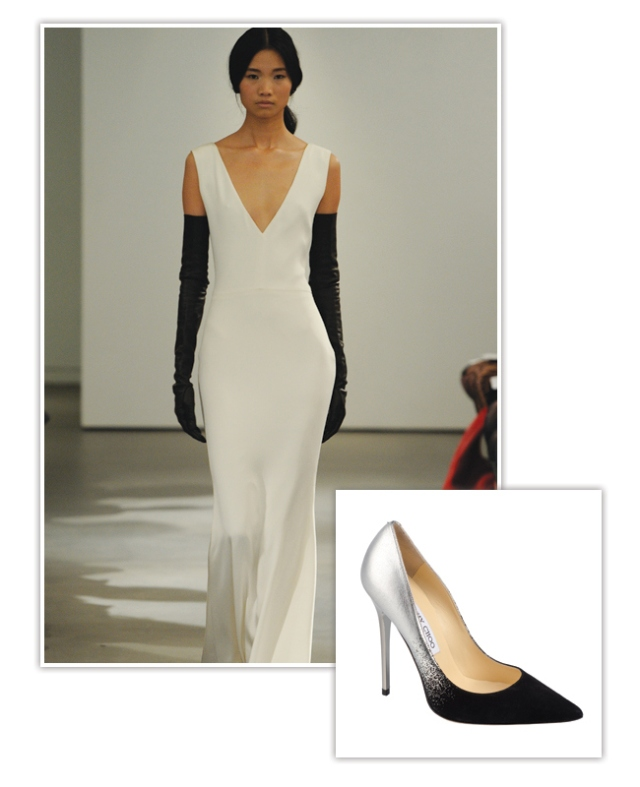 7 Hot Wedding Dresses With Fabulous Shoes To Match ...