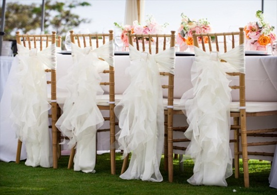 7 Stylish Wedding Chair Covers To Try Crazyforus