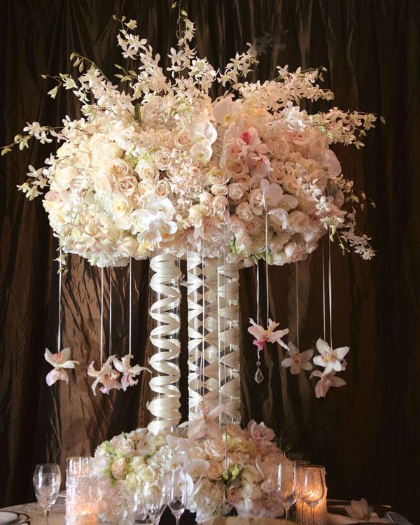 Gorgeous Tall Wedding Centerpieces Part I Crazyforus
