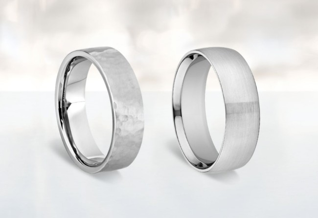 How To Choose A Men's Wedding Band