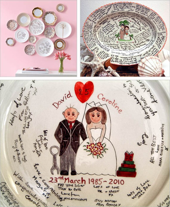 Creative Guest Book Ideas For Your Wedding Reception