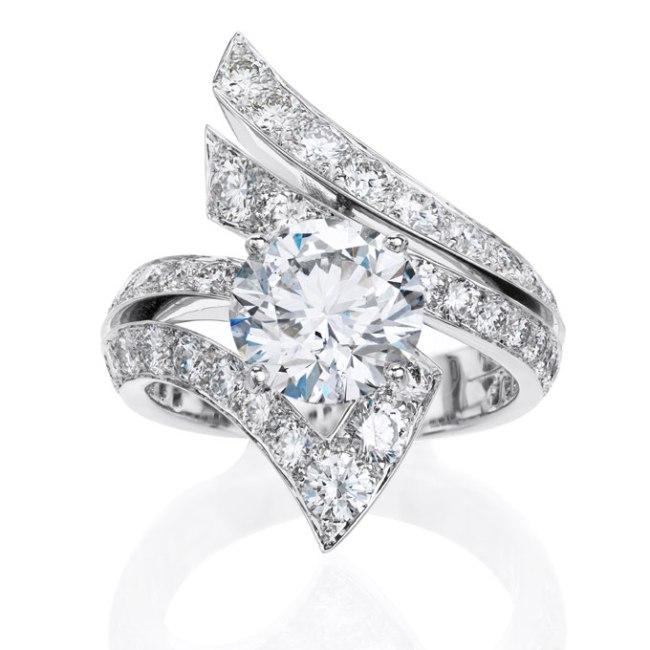 Unique Engagement Ring Settings Part Ii Crazyforus