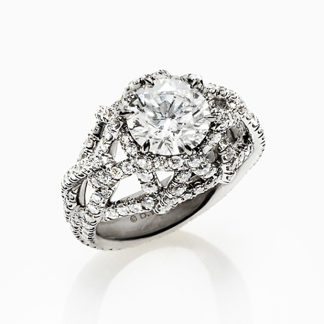 Engagement Ring Unusual Designs