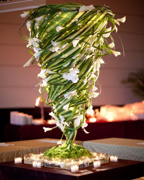 6 Statement Orchid Wedding Centerpieces 6 Statement Orchid Wedding Centerpieces new photo