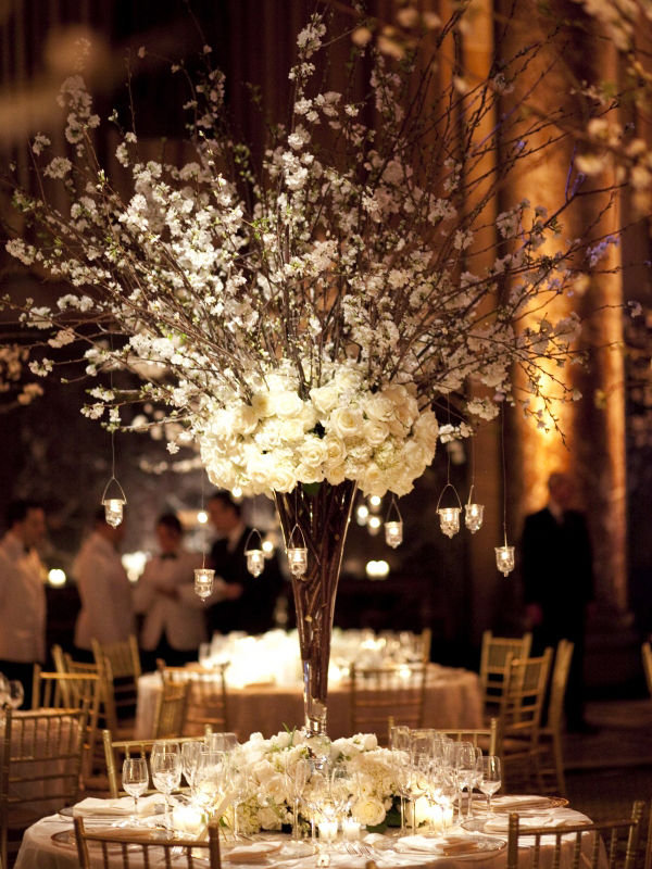 Gorgeous Tall Wedding Centerpieces – Part IV | crazyforus