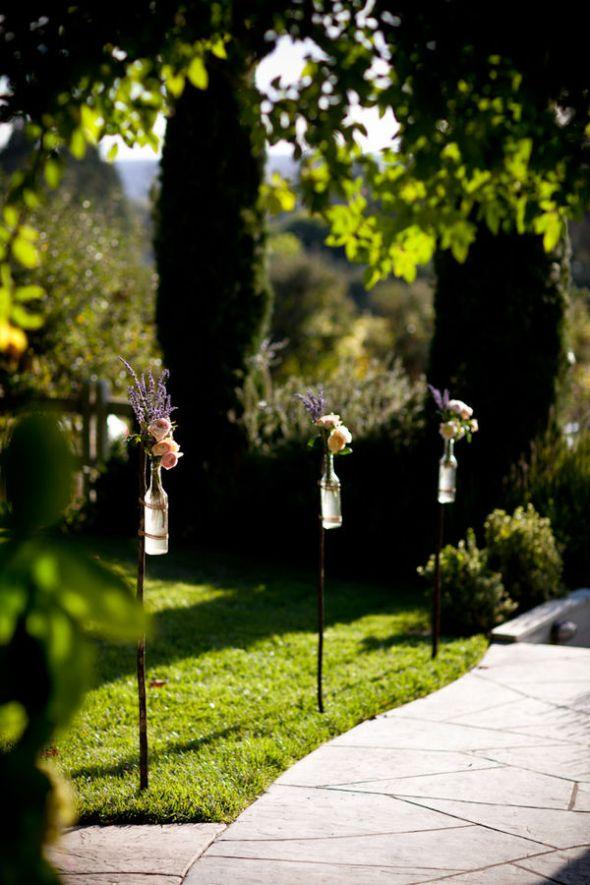 Diy 6 Ways To Use Upcycled Wine Bottles In Wedding Decor